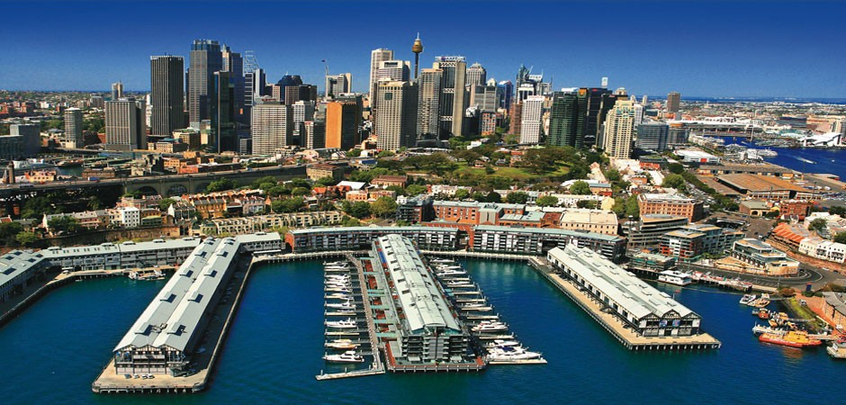 Sydney's blessed with a seemingly infinite capacity to surprise and charm.